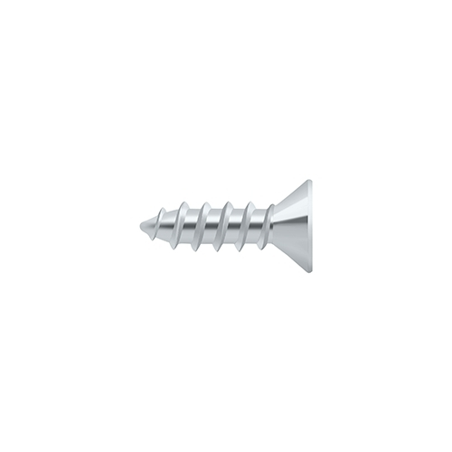 Deltana SCWS1275U26 Wood Screw, Steel, #12 x 3/4