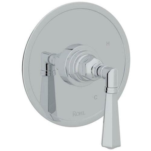 Rohl A2310LMAPC San Giovanni Single Handle Bathtub & Shower Faucet, Polished Chrome