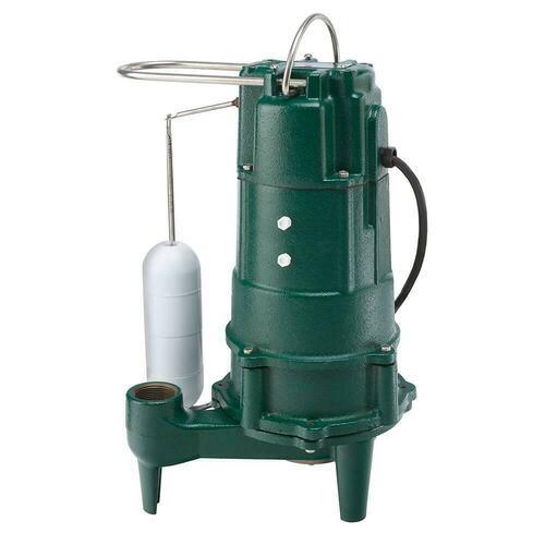 Zoeller 803-0001-1/2 hp Residential Grinder Pump