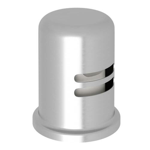Rohl AG600SS Luxury Air Gap with Cap and Decorative Trim Base, Polished Nickel