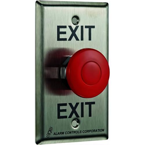 Alarm Controls EB-1 Pushbutton