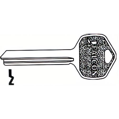 Falcon Lock KB628A Lock Key Blank