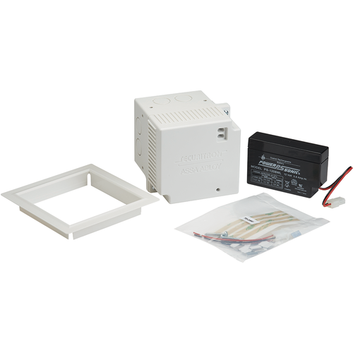 Securitron EPS-05 Low Power Draw Power Supply with 0.5A, 2 Outputs for Low Power Locks