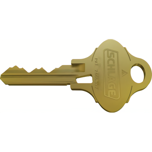 Schlage 35-270S123 Lock Key Blank