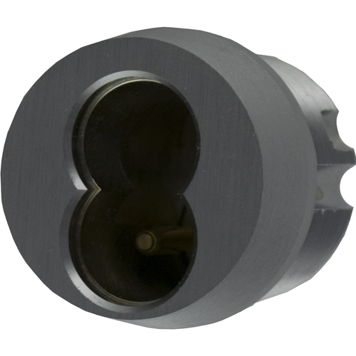 Best 1E76-C4-RP3-626 7 Pin Tapered Mortise Cylinder Standard Cam with Ring Satin Chrome Finish