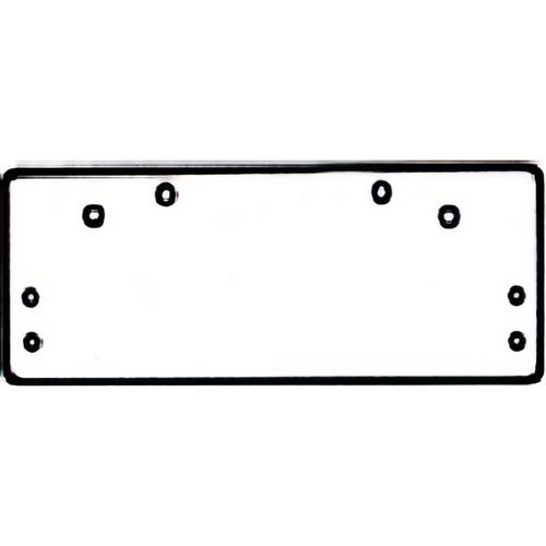 Norton 1688690 Door Controls Door Closer Mounting Plates