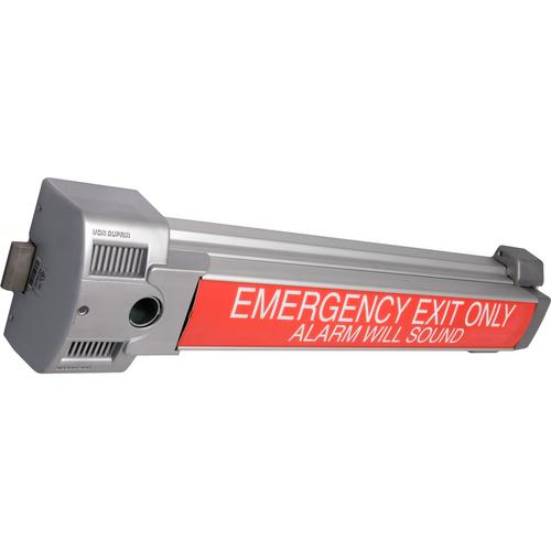 Von Duprin 267028 Guard-X Exit Alarm Lock, Anodized Aluminum Finish