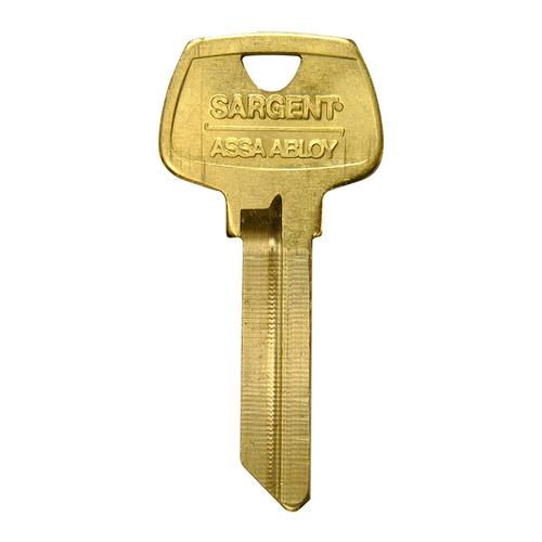 Sargent 6270RHM Key Blank