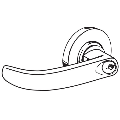 Schlage ND80JD SPA 626AM Lock Cylindrical Lock