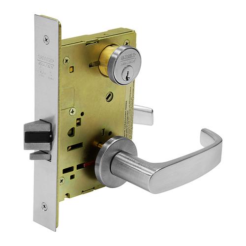 Sargent 8271-24V LNL 26D Electric Mortise Lock