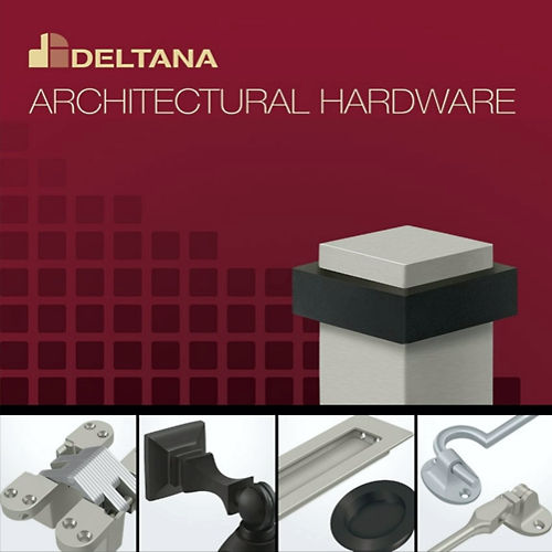 Deltana DSF600CR003 Floor Mount, 6