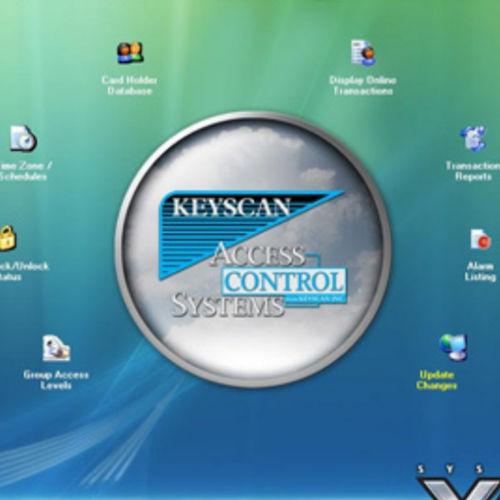 Keyscan AURORA Aurora Access Control Mgmt Software Base