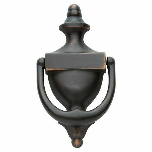Baldwin 0102112 Door Knocker Venetian Bronze Finish