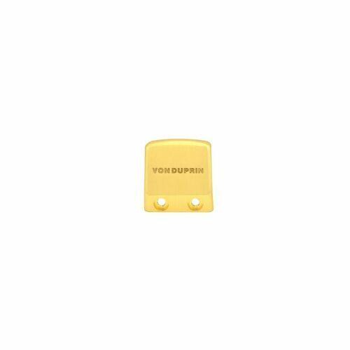 Von Duprin 0500144 Impact Resistant End Cap Kit for 98 or 99 Series Satin Brass Finish