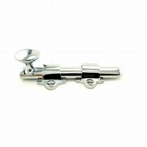Ives 054MB26 Solid Brass Dutch Door Bolt Bright Chrome Finish