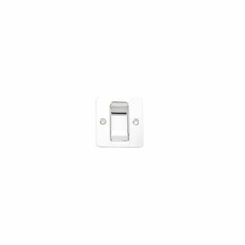 Trimco 1064FCP625 Flush Cup Pocket Door Pull Bright Chrome Finish