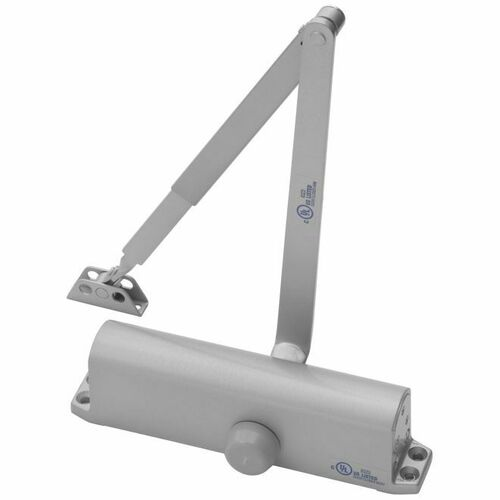 Yale 1101BF689 Multi Size Non Hold Open Door Closer Aluminum Finish