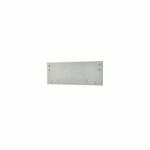LCN 125018PA Parallel Arm Drop Plate for 1250 Series 689 Aluminum Finish