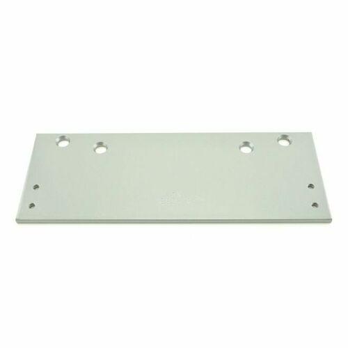 LCN 126018PA Parallel Arm Drop Plate 689 Aluminum Finish