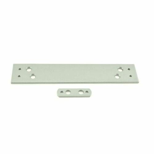 LCN 126018QF Quick Fix Bracket Plate 689 Aluminum Finish