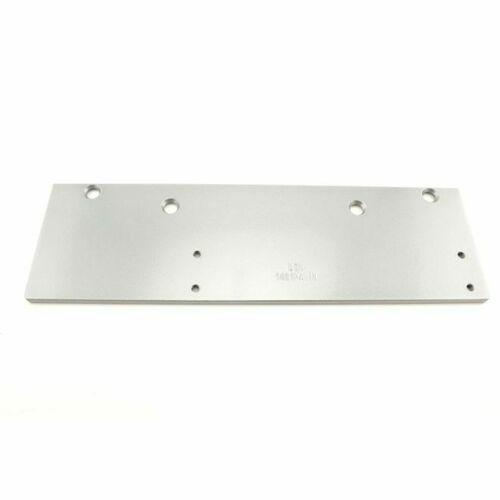 LCN 146018PA Parallel Arm Drop Plate 689 Aluminum Finish