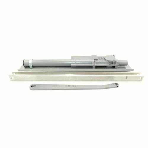 LCN 2031LH Size 1 Left Hand Regular Tube Mounted Concealed Closer 689 Aluminum Finish