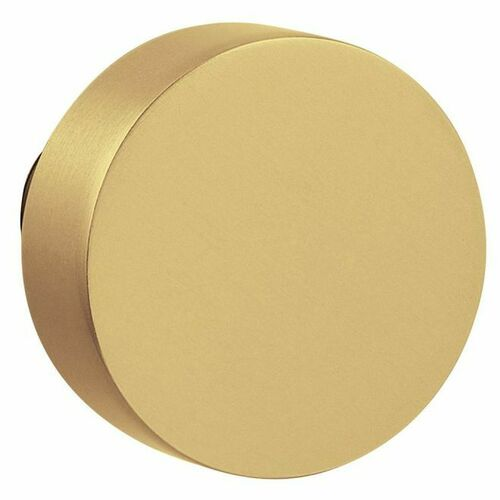 Baldwin 5055033IMR Single 5055 Knob Less Rose Vintage Brass Finish