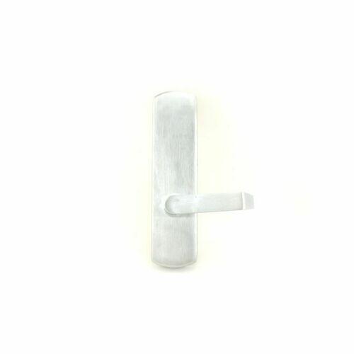 Von Duprin 996LRBE26DRH Right Hand Reverse 06 Lever Blank Escutcheon Trim for 98 / 99 Rim or Vertical, Satin Chrome Finish