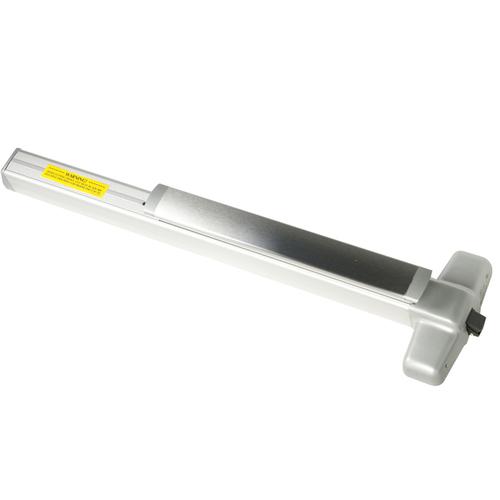 Von Duprin 99EO284 4' Rim Grooved Case Exit Device, Anodized Aluminum Finish