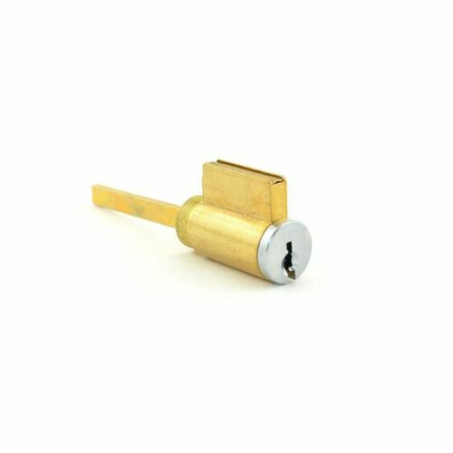 Falcon Lock A2316105G6266 T Series 6 Pin Cylinder with G Keyway Satin Chrome Finish