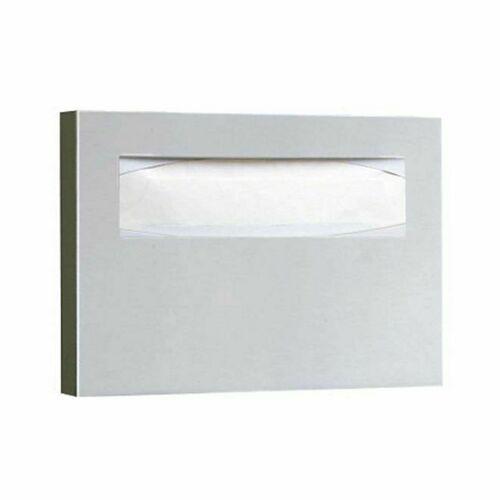 Bobrick B221 Toilet Seat Cover Dispenser Satin Stainless Steel Finish
