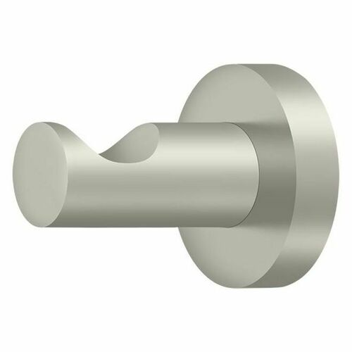 Deltana BBN2009-15 Single Robe Hook, BBN Series, Brushed Nickel