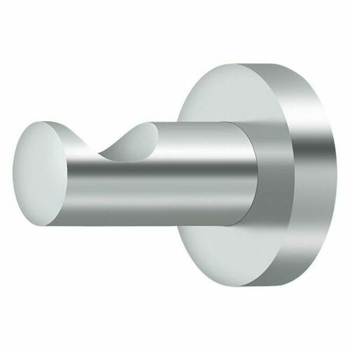 Deltana BBN2009-26 Single Robe Hook, BBN Series, Polished Chrome