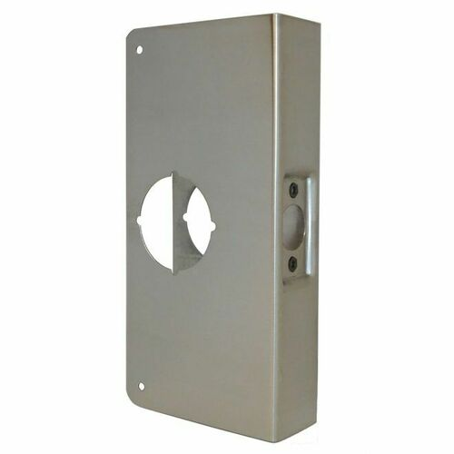 Don-Jo CW4S Classic Wrap Around for Cylindrical Door Locks with 2-3/4