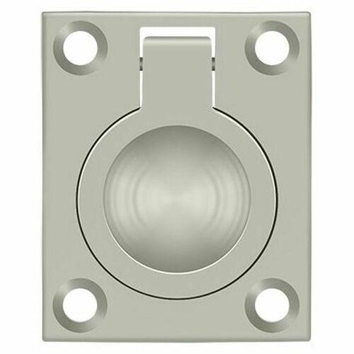 Deltana FRP175U15 Flush Ring Pull, 1-3/4