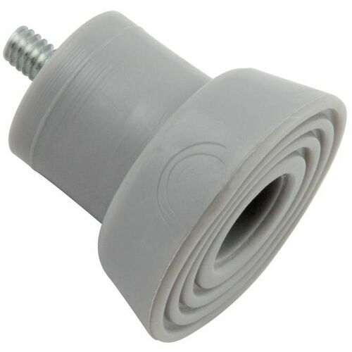 National Hardware N225557 V238TS Door Stop Tip Gray Finish Must be Purchased in Multiples of 5